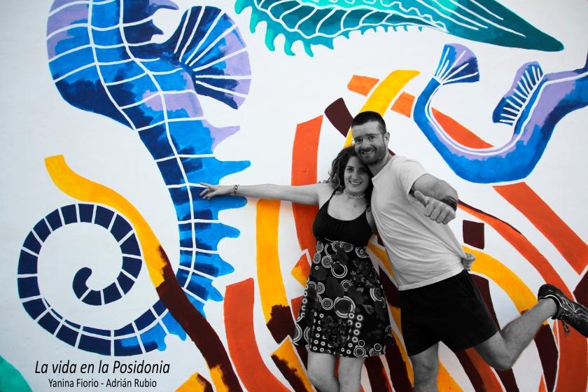 Sa Ràpita Yanina y Adrián